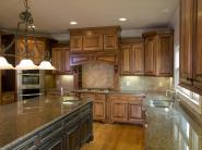 bigstock Luxury Kitchen With Center Isl 3815441